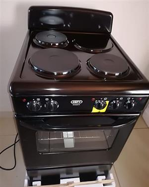 DEFY 3 PLATE ELECTRIC STOVE