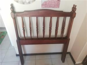 Single bed headboard for sale