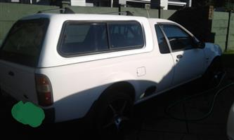 2004 Ford Bantam 1.3i XL
