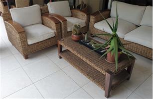 Wicker Pation Furniture
