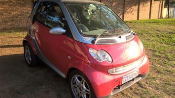 2006 Smart Fortwo Cabrio