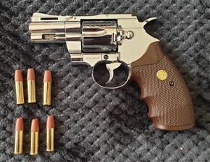 CO2 Hobby Airsoft 357 Revolver