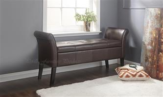 PERILLI BEDROOM COUCH