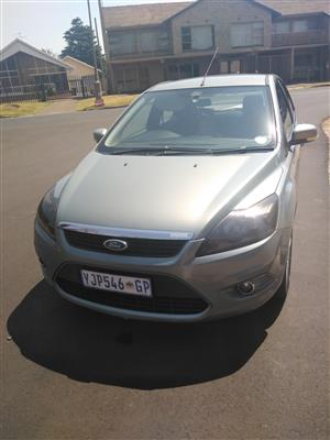 2010 Ford Focus 2.0TDCi 5 door Si Powershift