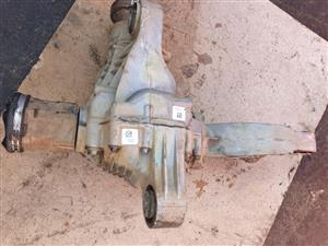 JEEP GRAND CHEROKEE REAR DIFF