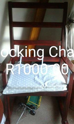 Docking chair