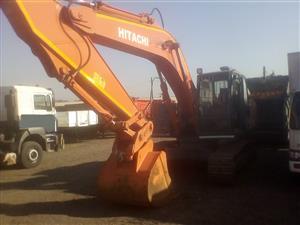 Hitachi Zaxis 400 Excavator