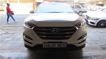 2016 Hyundai Tucson 2.0 CRDi 4x4