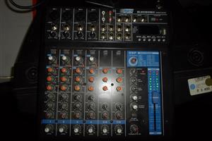 Hybrid ML802DUSBX Stereo Mixer