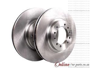 Mitsubishi Colt/Rodeo 3.0 4X4 1999- Brake Discs