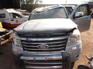 Used Ford Everest 2010 Headlight Spare Part for Sale