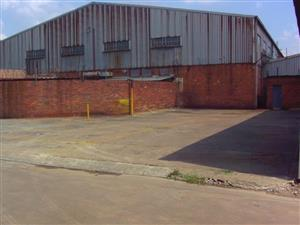 Ultra secure industrial property to let in Anderbolt, Boksburg