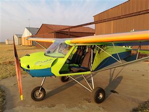 Cheetah light sport Aircraft