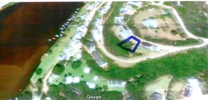 Stilbaai Riverside plot for sale