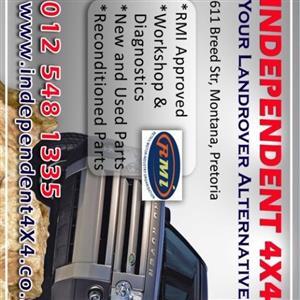 Need Land Rover Parts?
