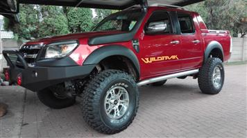 2010 Ford Ranger 3.0TDCi double cab Wildtrak