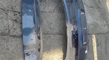Fiat 500 tailgate shell