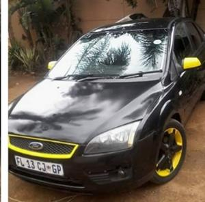 Ford Focus hatch 3-door