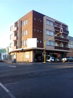 BLOCK OF FLATS WITH RETAIL GOING ON AUCTION