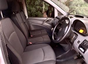 2006 Mercedes Benz Vito 115 CDI 2.2 panel van