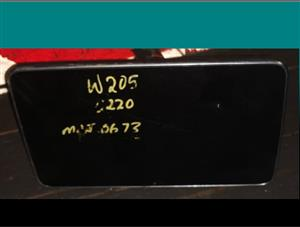 Mercedes w205 display unit for sale