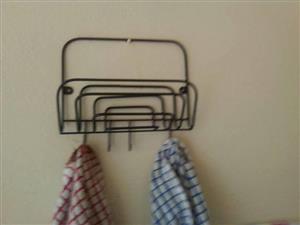 Kitchen cloth hanger for sale