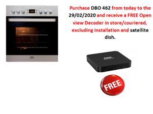 Defy 600MSU Slimline Built In Oven DBO462