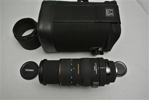 Sigma 80-400mm f/4.5-5.6 APO EX DG OS for Canon