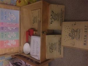 Practica Educational box and equipment for sale