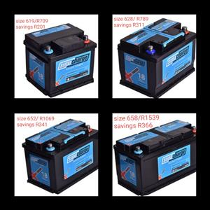 Brand New Dixon Car Batteries Cheapest Rsa 18months Nationwide