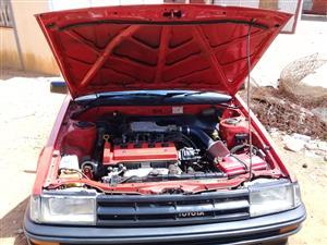 1987 Toyota Corolla 1.8 Advanced