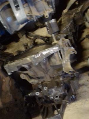 Logic Spares is selling a petrol 2005 Fiat Panda 1.2 litre 4*4 manul gearbox .