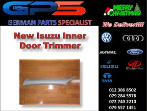 New Isuzu Inner Door Trimmer for Sale