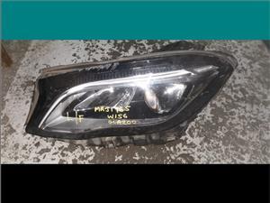 MERCEDES W165 GLA HEADLIGHTS FOR SALE