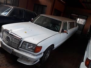 1984 Mercedes Benz 280SE