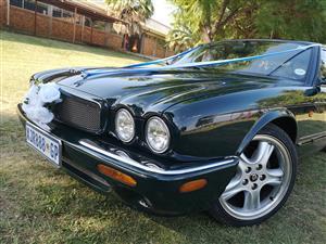 Vintage car hire: Matric Farewell and Wedding Car Hire- Classic Jaguar Matric Dance.