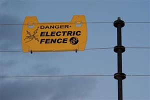 ELECTRIC FENCING LJB