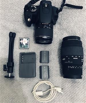 Canon EOS 350d  (Price Negotiable)