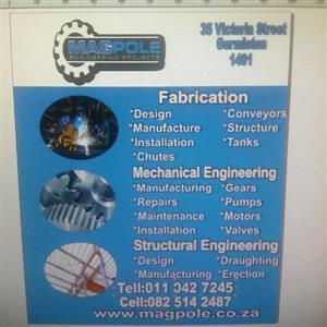 Engineering and Fabrication