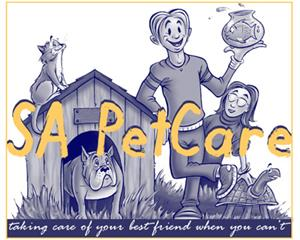 SA Petcare website for sale