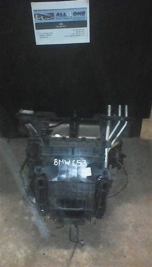 BMW E53 Heater Box