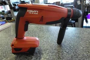 Hilti TE2-A22 Cordless Hammer Drill