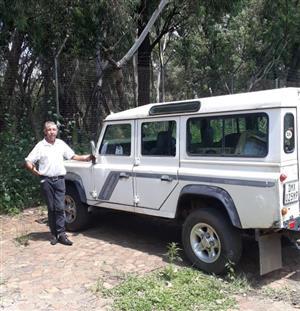 1998 Land Rover Defender 110