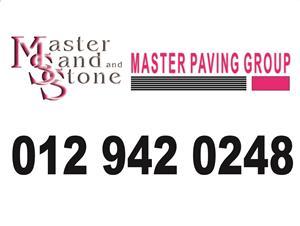 MASTER SAND AND STONE PRETORIA  Tel: 0129420248 | Mobile: 0614932478