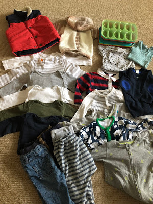 JUMBO BALES OF KIDS CLOTHING 200-210P