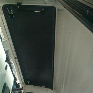 Amarok Double cab canopy