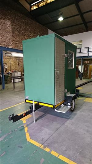 Access control trailer for sale