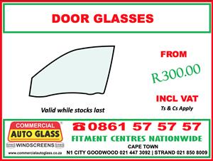 BMW 1 Series E87 2004- Commercial Auto Glass N1 City