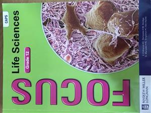 Life science grade 12 textbook | Junk Mail