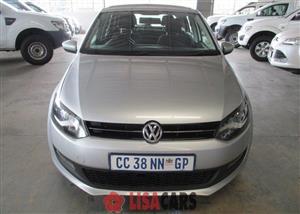2012 VW Polo Vivo hatch 3-door